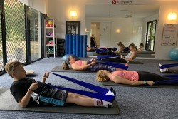 Childrens Pilates 10a